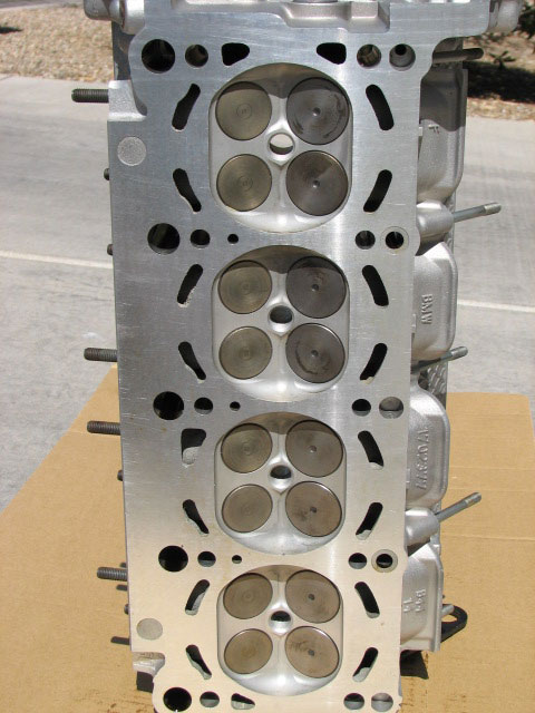 For Sale 2 Cylinder Heads Bmw M62 B44 V8 Engine