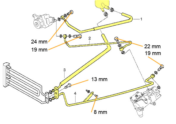 350 Oil Galley Plugs Location Also 2006 Ford Mustang GT Wiring Diagram