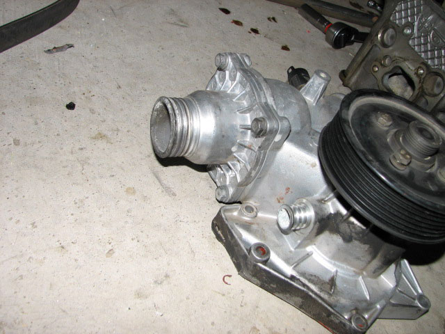 Changing The Thermostatrhbimmerforums: Bmw E38 Thermostat Location At Gmaili.net